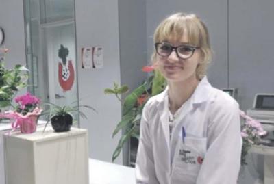 médica polaca
