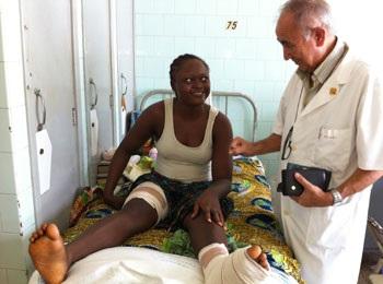 Paciente África