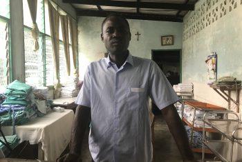 doctor de origen en África