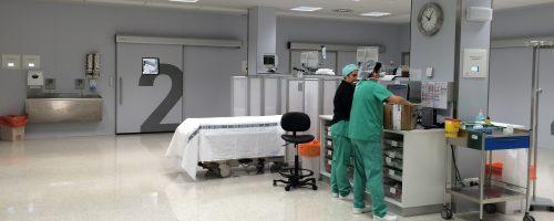 zona quirúrgica