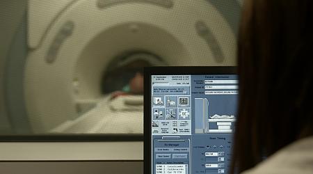 escaner prueba médica