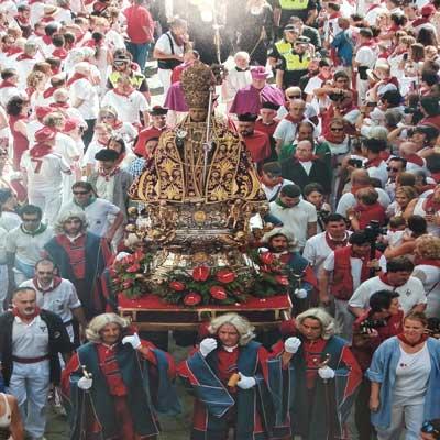 San Fermín en el corazón